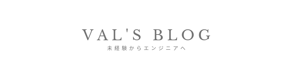 val's blog